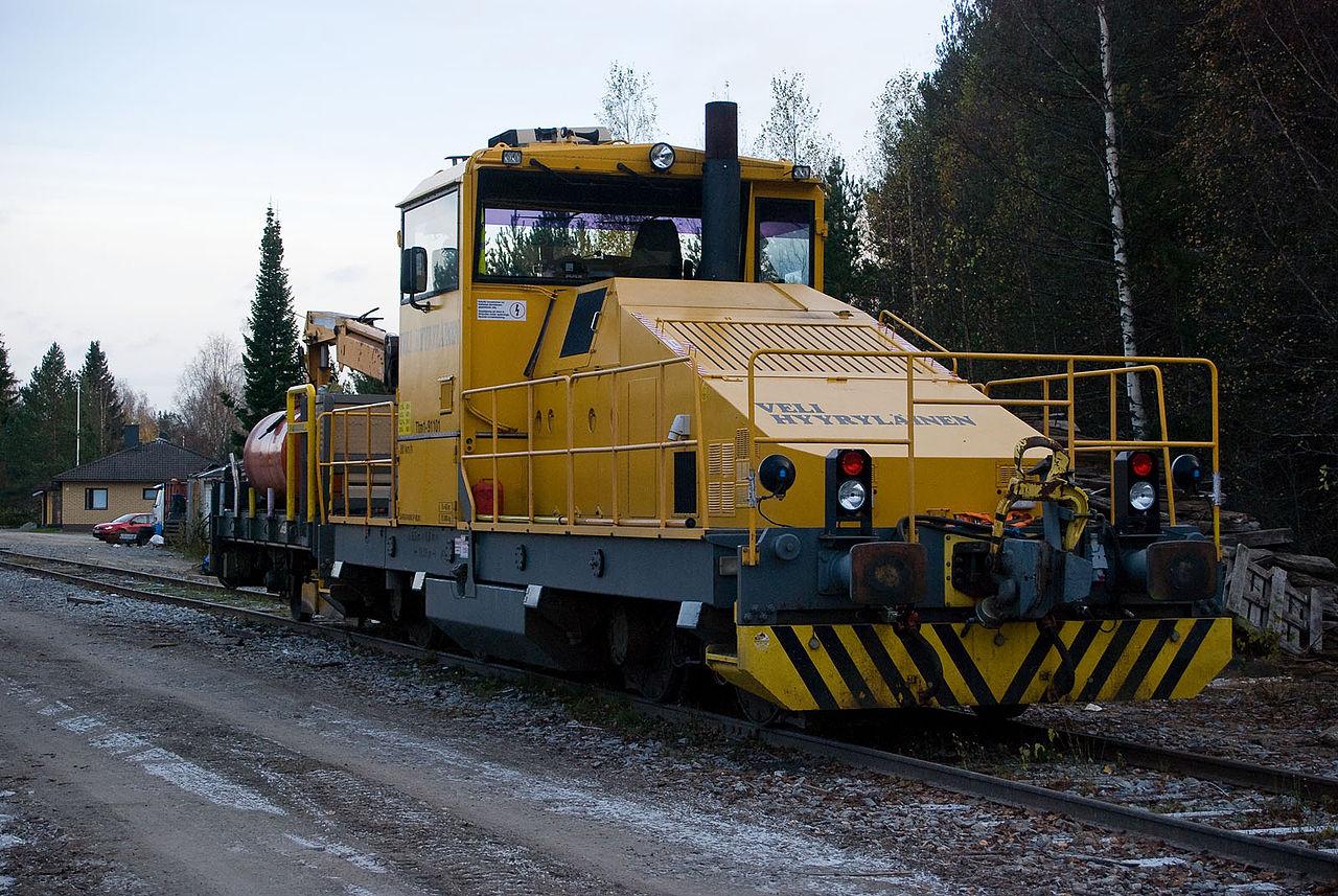 Локомотив TTM1